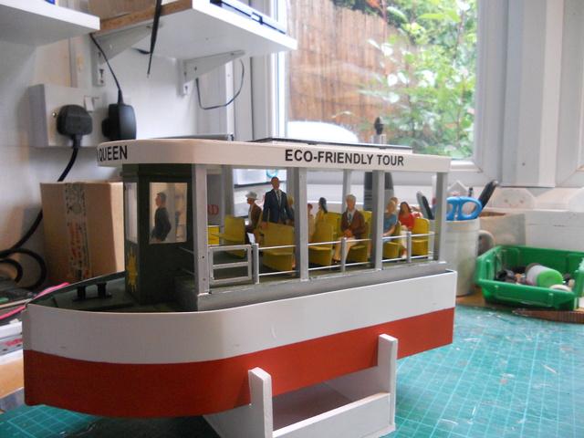 New Build - lake tour boat Dscn0634