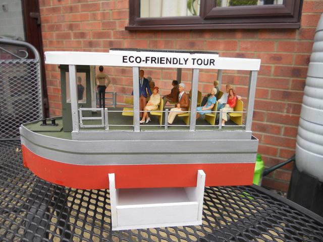 New Build - lake tour boat Dscn0635