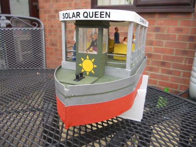 New Build - lake tour boat Dscn0636