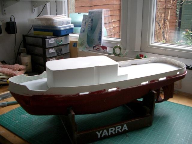 Dean's Marine Tug YARRA Imgp2512