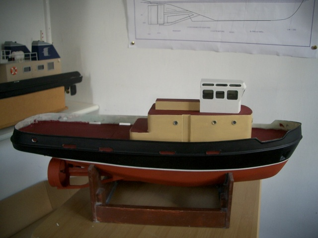 Dean's Marine Tug YARRA Imgp2517