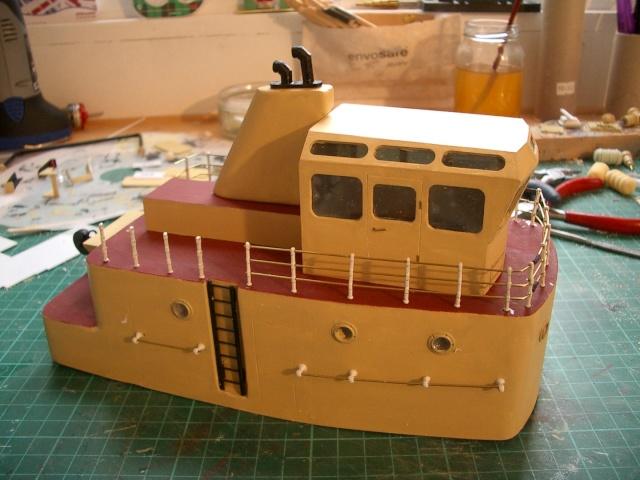 Dean's Marine Tug YARRA Imgp2520