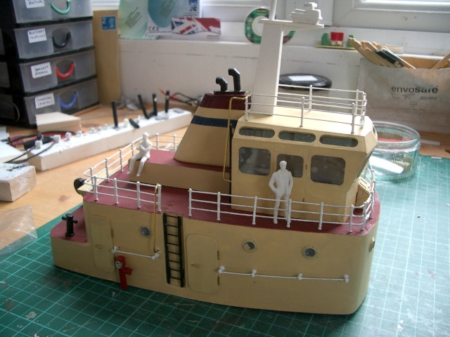 Dean's Marine Tug YARRA Imgp2526