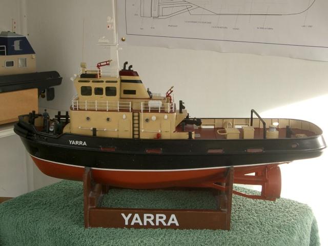 Dean's Marine Tug YARRA - Page 2 Imgp2528