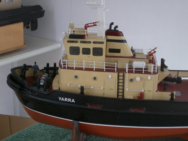 Dean's Marine Tug YARRA - Page 2 Imgp2530