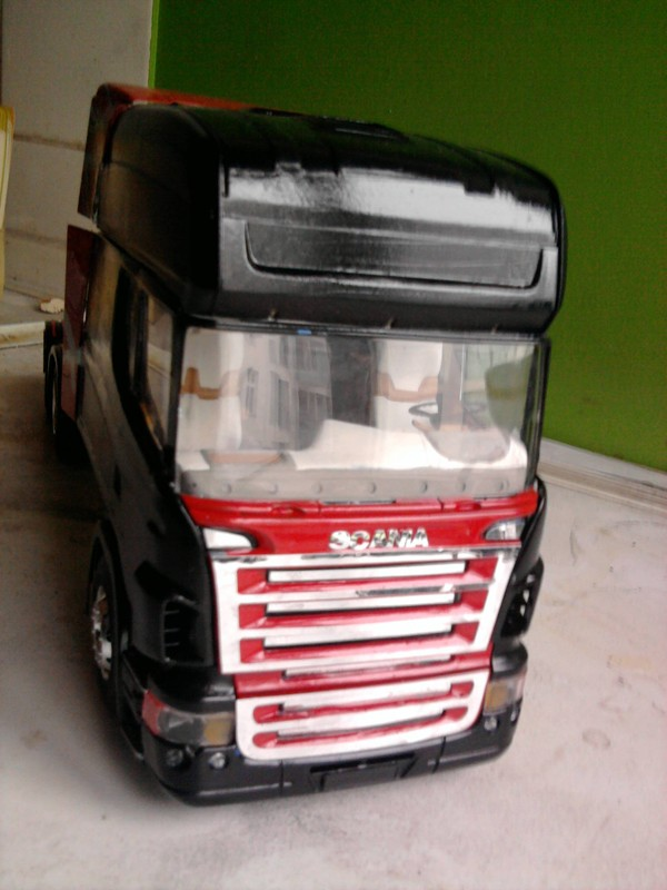 Scania Longline 1:24 Foto0213
