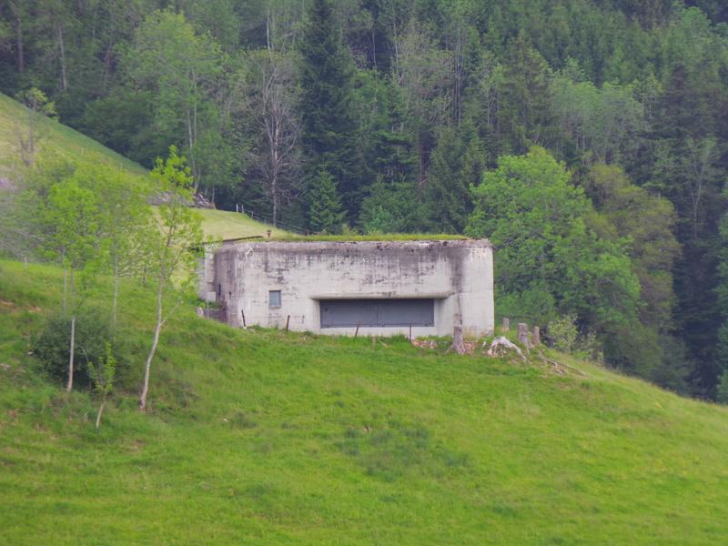 Fortifications en Suisse 20170512