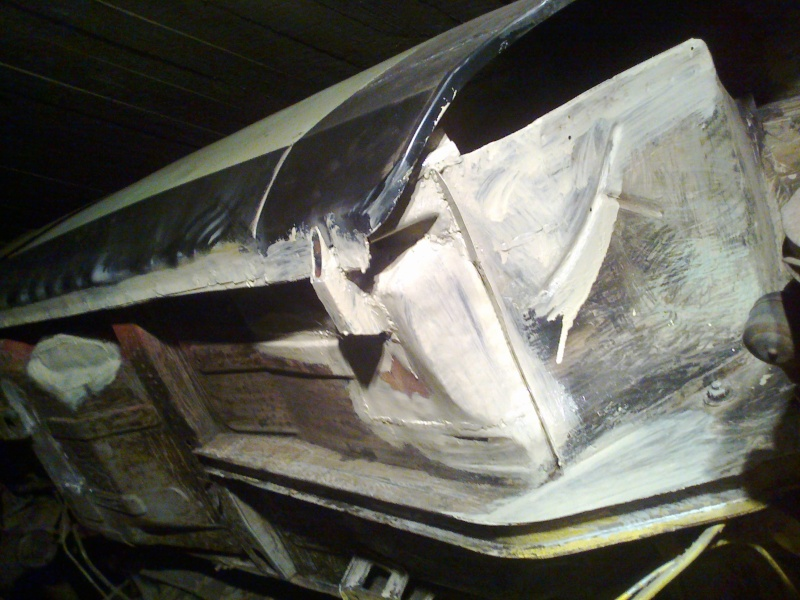 début restauration coupe bertone 1750 - Page 2 Photo016