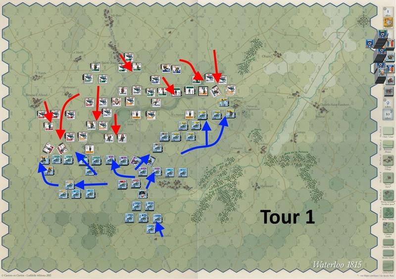 [CR] Waterloo 1815 - Manu vs. Elem T110
