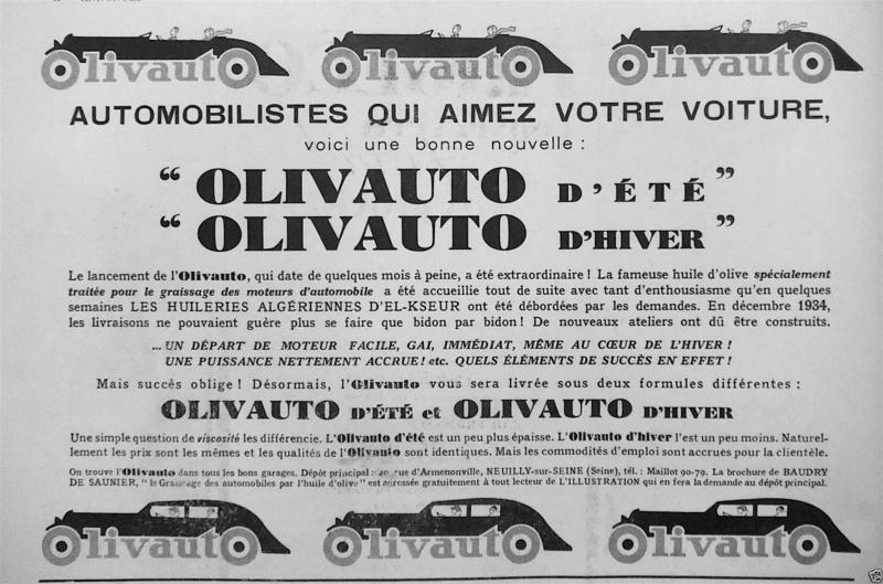 marche à l'huile d'olive Olivau10