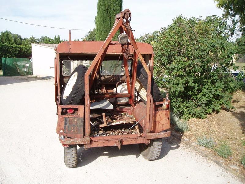 Jeep de fabrication Française P1010614