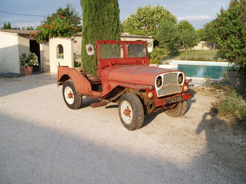 Jeep de fabrication Française P1010615