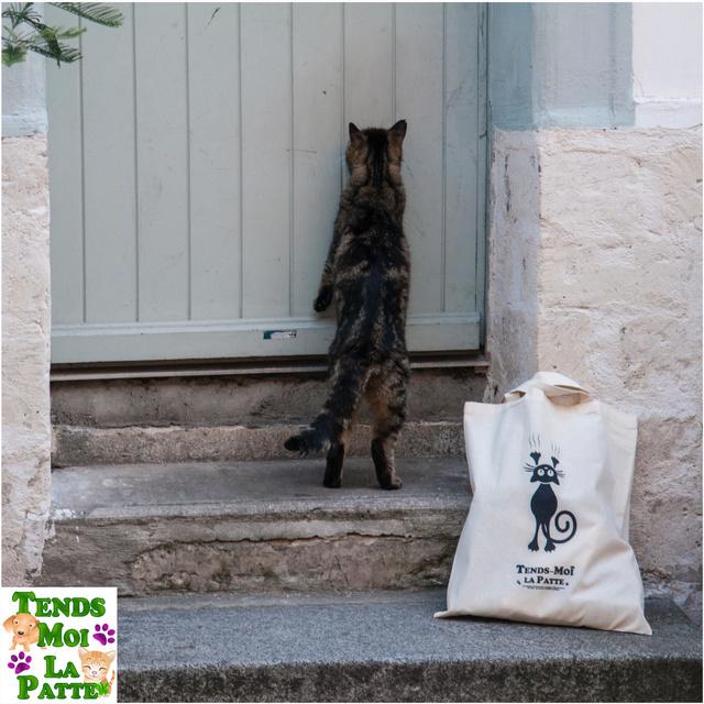 Tote bag Tends-Moi La Patte Sac_ch10