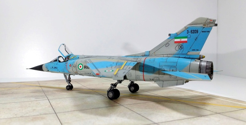 Mirage F1EQ Iranian AF [Special Hobby + Berna décals 1/72] Img_2032