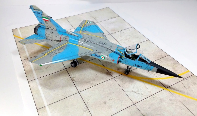 Mirage F1EQ Iranian AF [Special Hobby + Berna décals 1/72] Img_2039