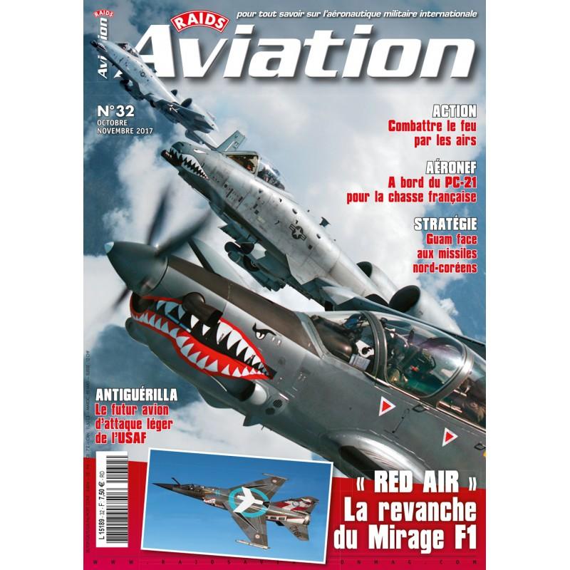 Raids Aviation n°32 Raids-10