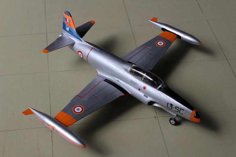 LOCKHEED  T-33 A AA de Spécial Hobby. Lockhe31