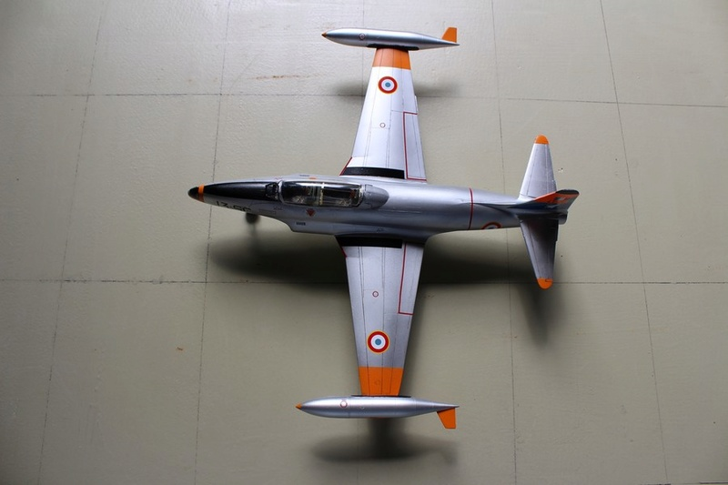 LOCKHEED  T-33 A AA de Spécial Hobby. Lockhe32