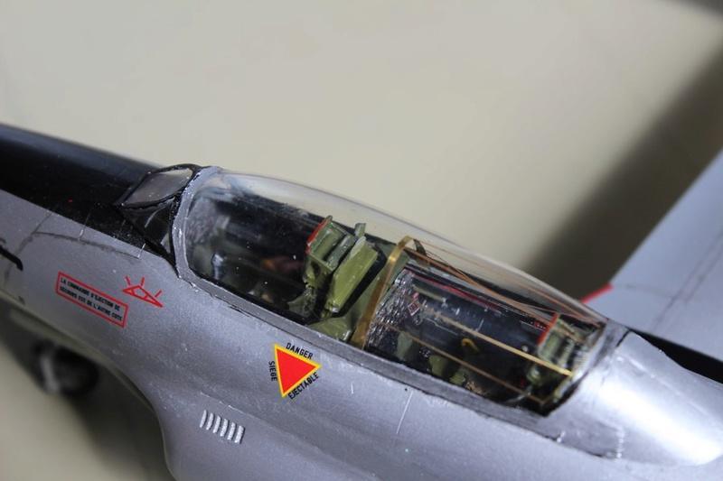 LOCKHEED  T-33 A AA de Spécial Hobby. Lockhe35