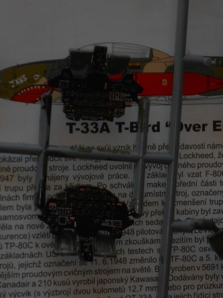 LOCKHEED  T-33 A AA de Spécial Hobby. Lockhe42