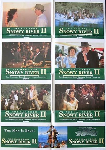 L'Homme de la Rivière D'Argent - The Man From Snowy River - George Miller 1982     71wger13