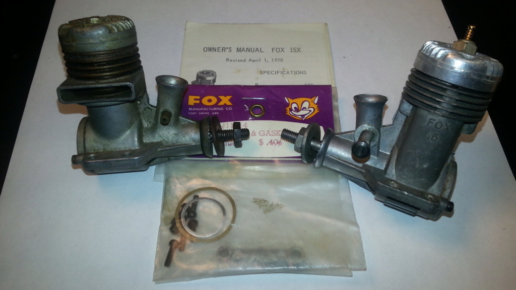Fox .15 piston pin 20190111