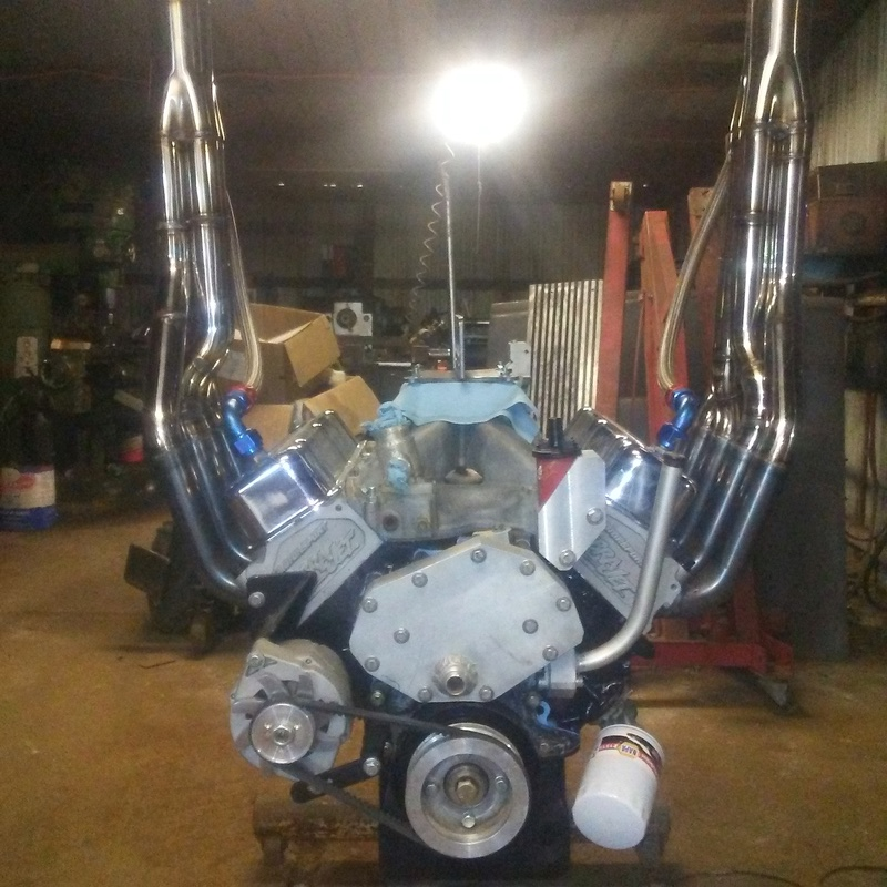 460 Parts for sale 472_fo10