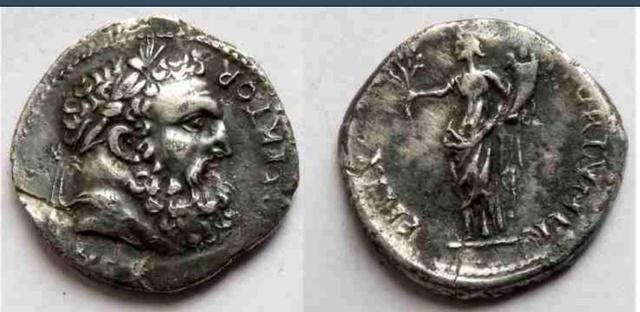 Une bien jolie monnaie de Vindex  20117010