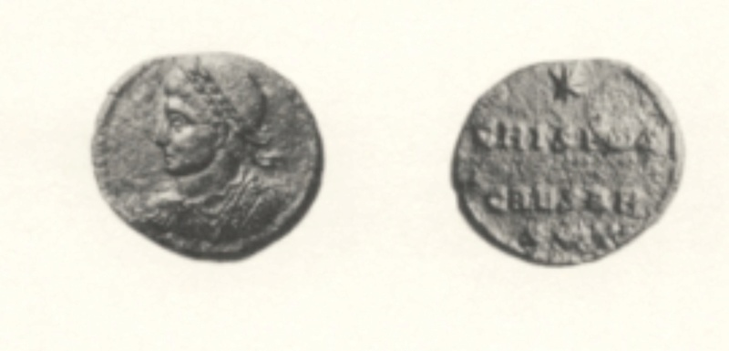 Le monnayage des vicennalia de 326 et la mort de Crispus Img_3516