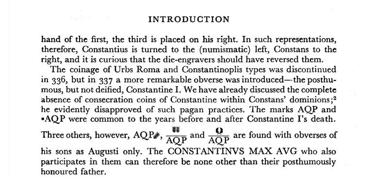 Nummi de consécration - Constantin I  - Page 16 Img_3631