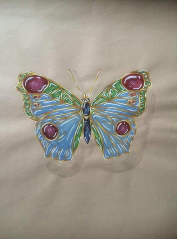 Le papillon Img_0212