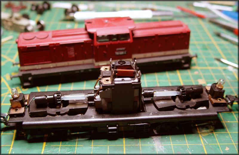 Die Baureihe 110 der Deutschen Reichsbahn Dsc03910