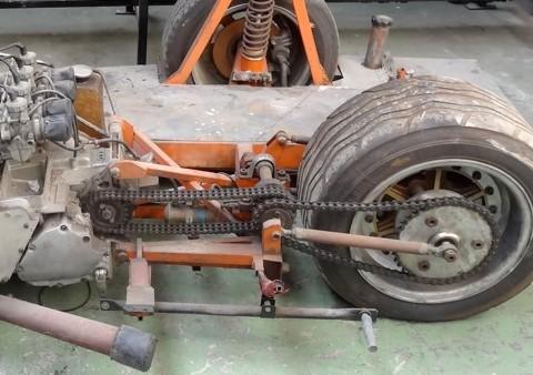 [Oldies] Restauration de mon side-car des années 1974/1975 (chassis court) - Page 5 Dsc06111
