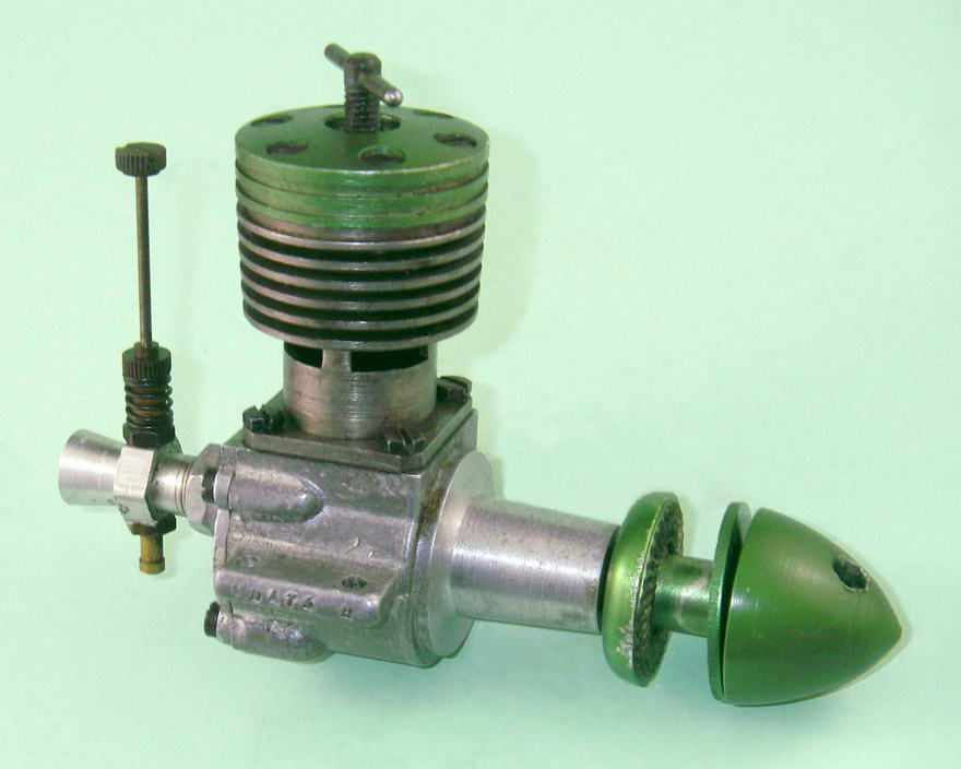 3.5 cc diesel needs needle valve Eds_2210