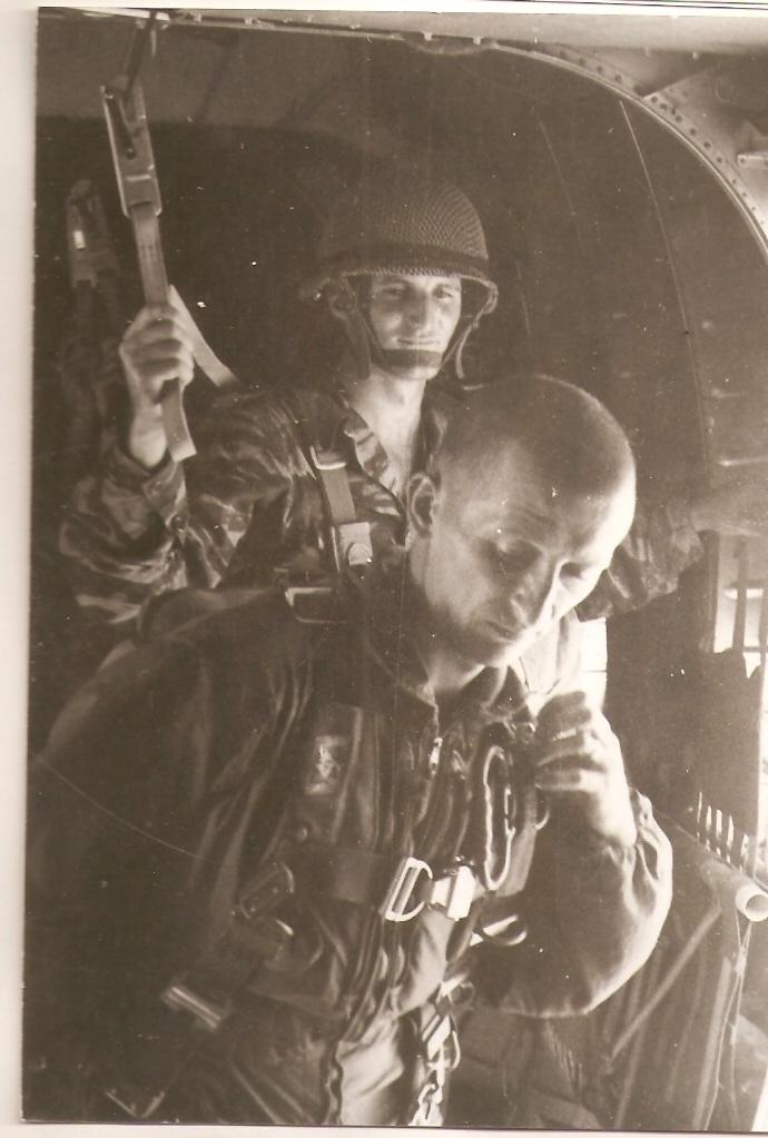 Lieutenant Colonel Jean Pierre MOUSSART Lieute10