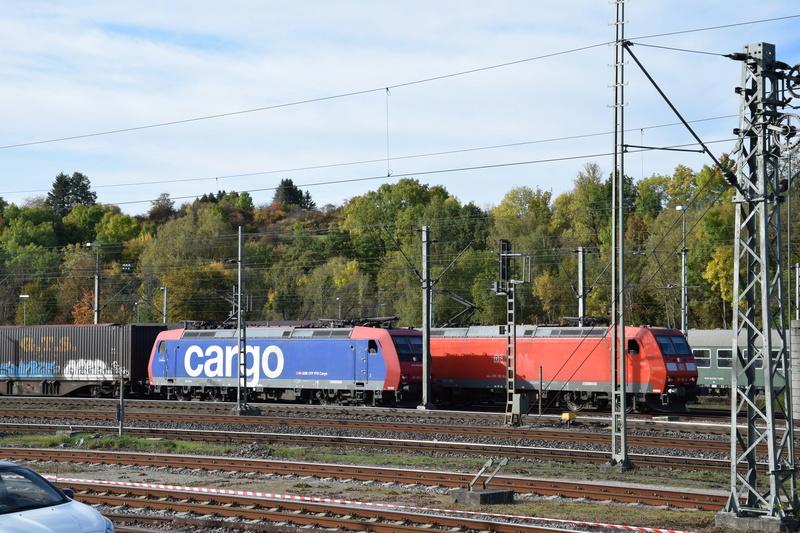 Rastatt Umleiter auf der Gäubahn zwischen Horb und Rottweil Dsc_0013