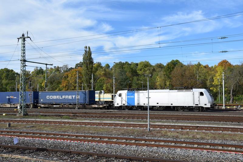 Rastatt Umleiter auf der Gäubahn zwischen Horb und Rottweil Dsc_0014