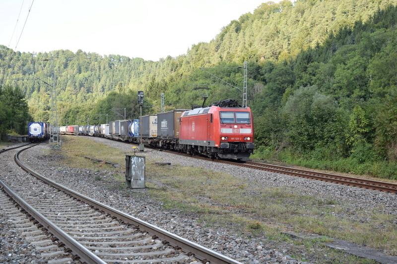 Rastatt Umleiter auf der Gäubahn zwischen Horb und Rottweil Dsc_0813