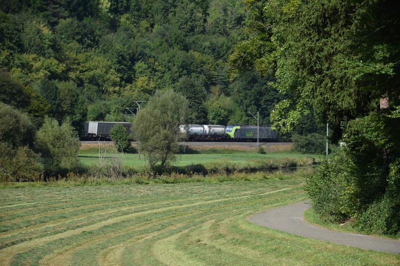 Rastatt Umleiter auf der Gäubahn zwischen Horb und Rottweil Dsc_0815
