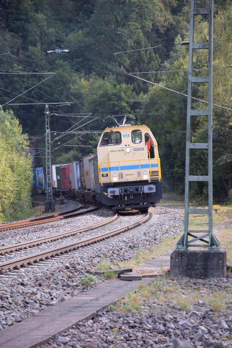 Rastatt Umleiter auf der Gäubahn zwischen Horb und Rottweil Dsc_0817