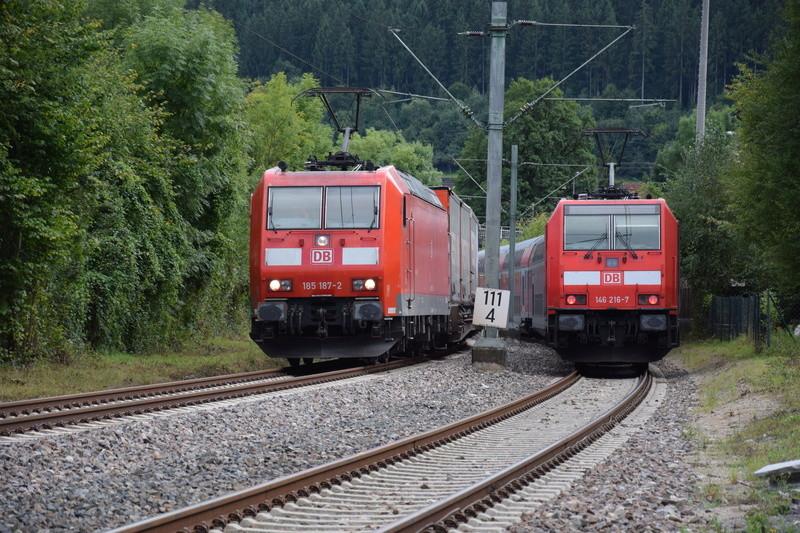 Rastatt Umleiter auf der Gäubahn zwischen Horb und Rottweil Dsc_0911