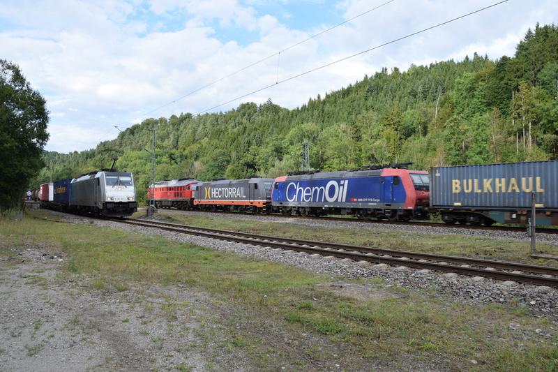 Rastatt Umleiter auf der Gäubahn zwischen Horb und Rottweil Dsc_0912