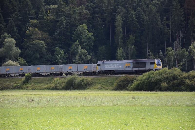 Rastatt Umleiter auf der Gäubahn zwischen Horb und Rottweil Dsc_0913