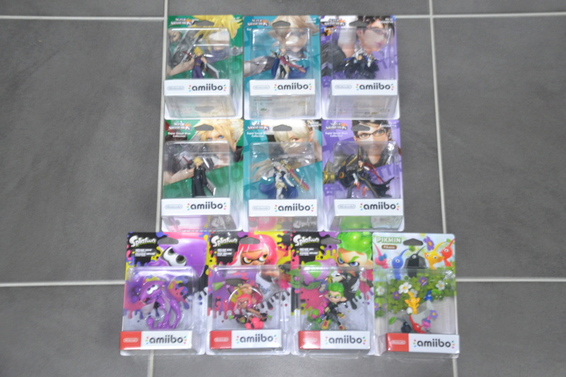 Vos derniers arrivages !  - Page 2 Amiibo12