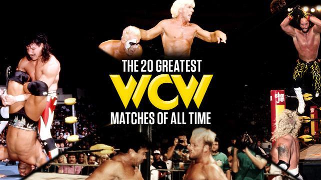 [Divers] Les 20 plus grands matchs de l'histoire de la WCW (WWE.com) 20130111