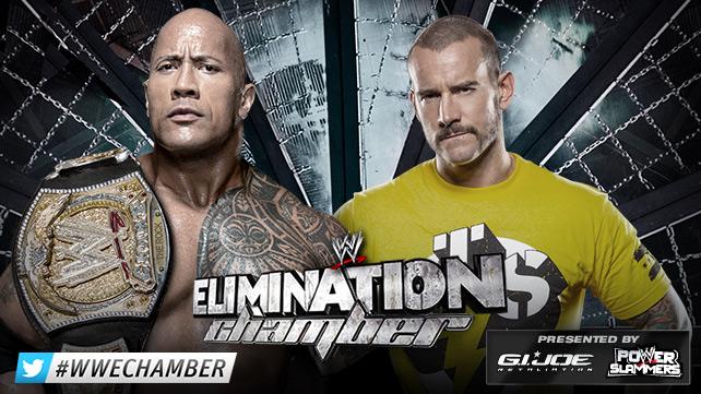 WWE Elimination Chamber du 17/02/2013 20130114