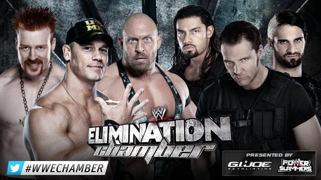 WWE Elimination Chamber du 17/02/2013 20130210