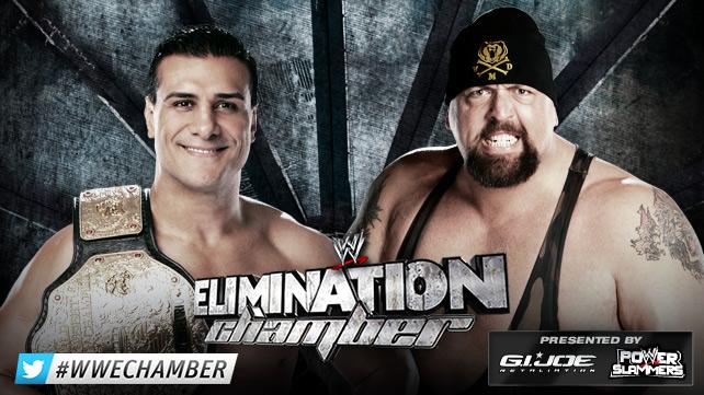WWE Elimination Chamber du 17/02/2013 20130211