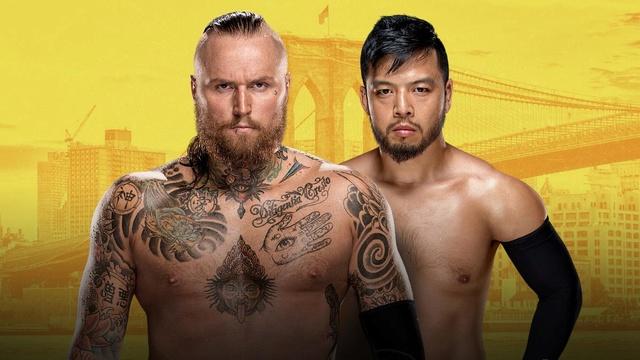 NXT TakeOver : Brooklyn III du 19/08/2017 20170714