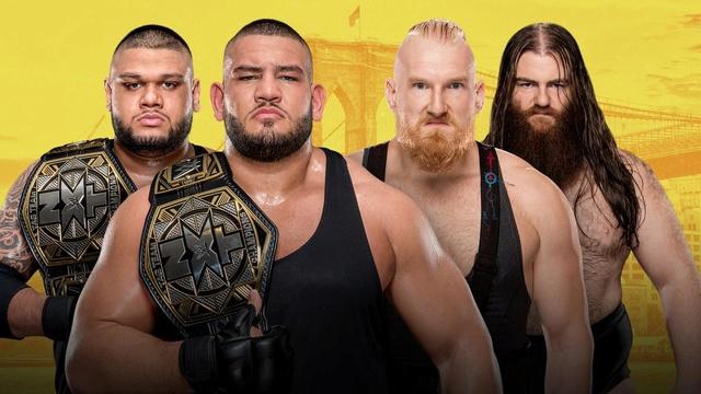 NXT TakeOver : Brooklyn III du 19/08/2017 20170815